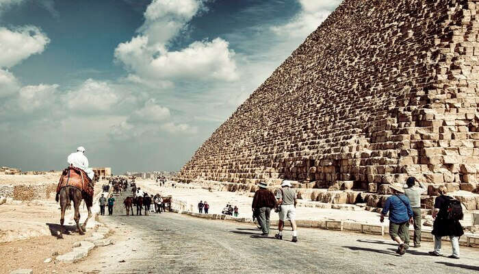 visit egypt to explore the city