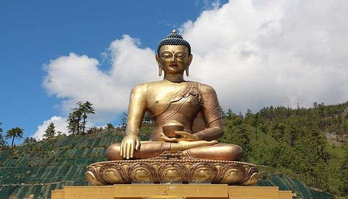Witness the Buddha Dordenma