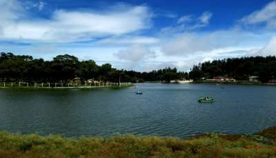 Yercaud is one of the few hill stations near Pondicherry