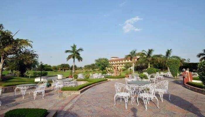 Best resorts near Bikaner