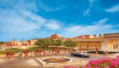 Best Resorts near Ranthambore