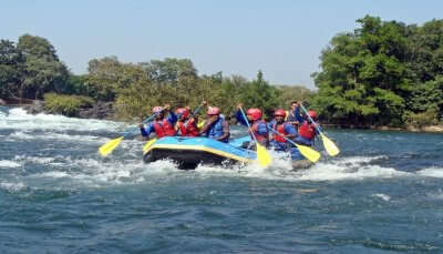 Best River Rafting In Karjat
