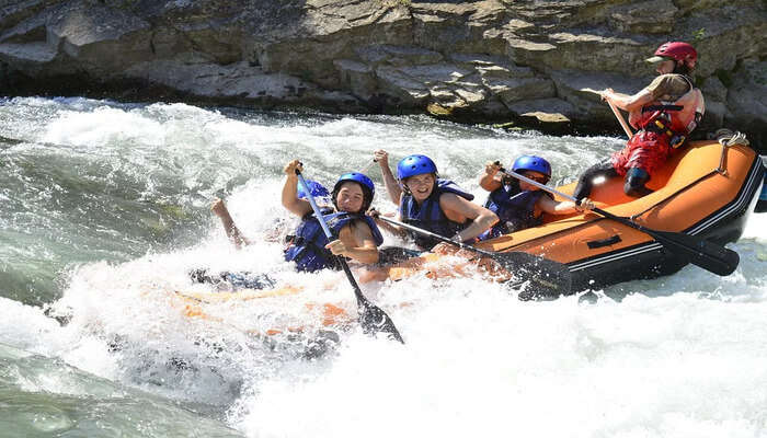 Best River Rafting In Shillong