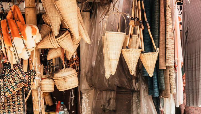 Best Shopping In Meghalaya