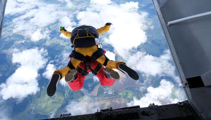 Best Skydiving In Bali