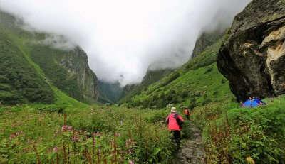cover - Valleys In Uttarakhand_17th Feb