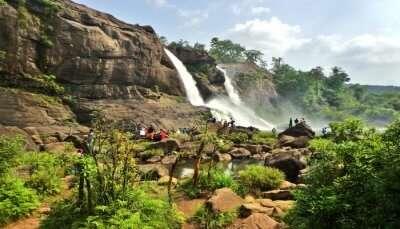Best Waterfall Near Thrissur