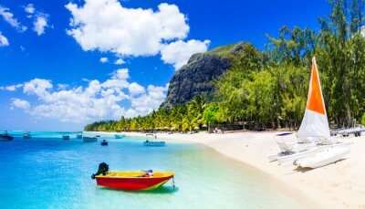 Best beach hopping in mauritius