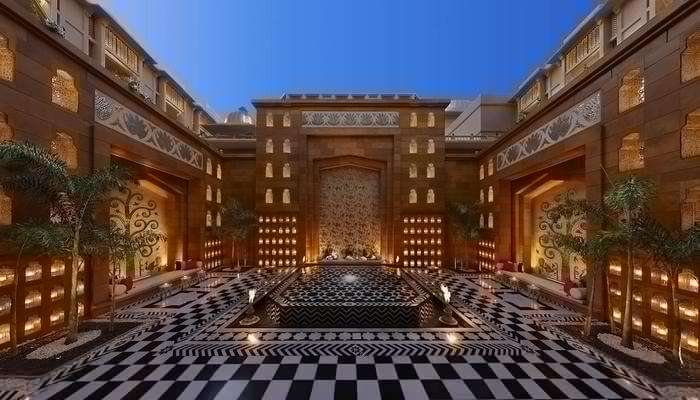 5 Star Hotels In Rajasthan