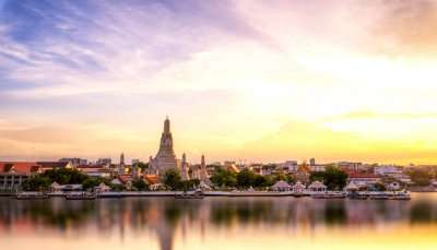Bangkok in November