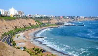Beaches In Peru