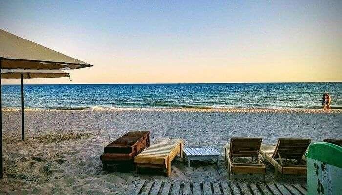 Beaches In Ukraine