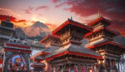 Nepal In October