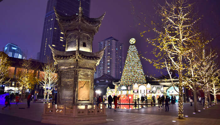 Places To Visit In Asia In December
