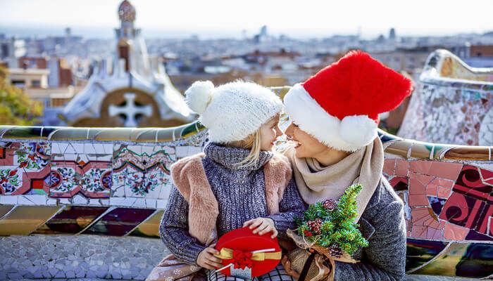 Spain in December
