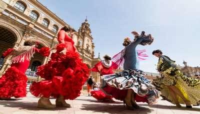 Spain in November