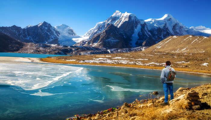 Valleys in Sikkim