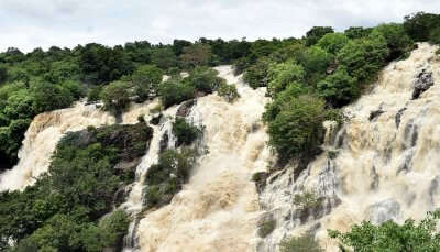 Waterfalls Near Coorg