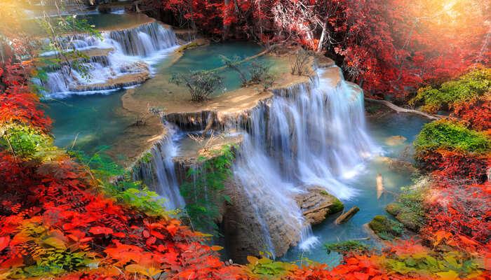 Waterfalls Near Kodaikanal
