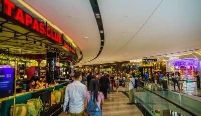 malls in singapore