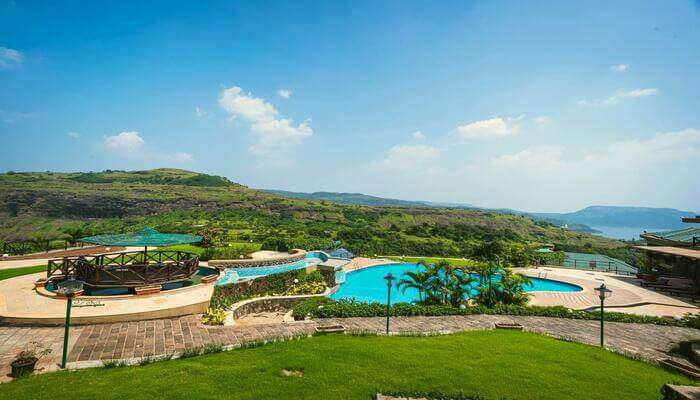 Best resorts near Kashid