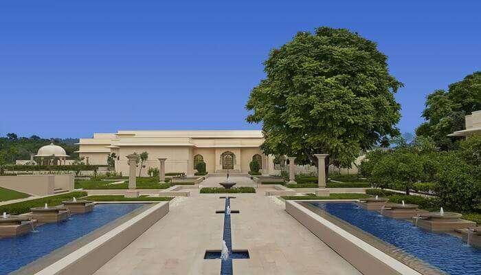 Best resorts near Parwanoo