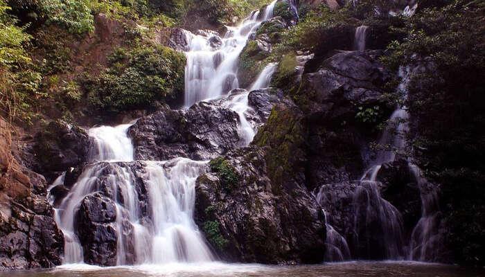 Best waterfalls in assam
