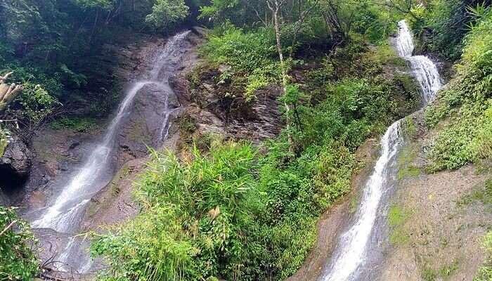 Best waterfalls in manipur