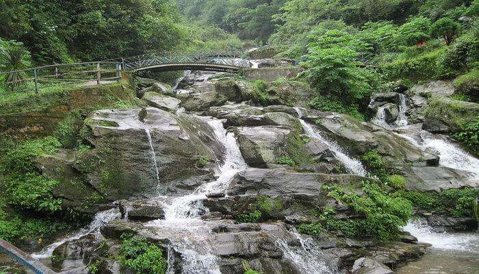 Best waterfalls in west bengal