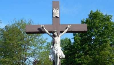 christ statue