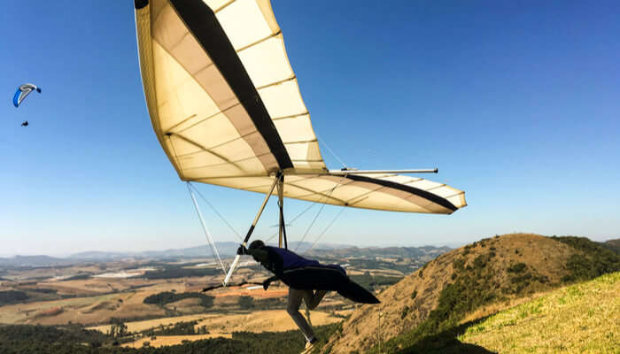 hang gliding in hawaii