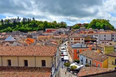 italy town villa 70 rupees Bisaccia