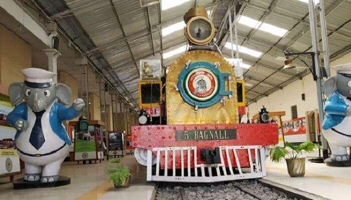 Narrow Gauge Rail Museum