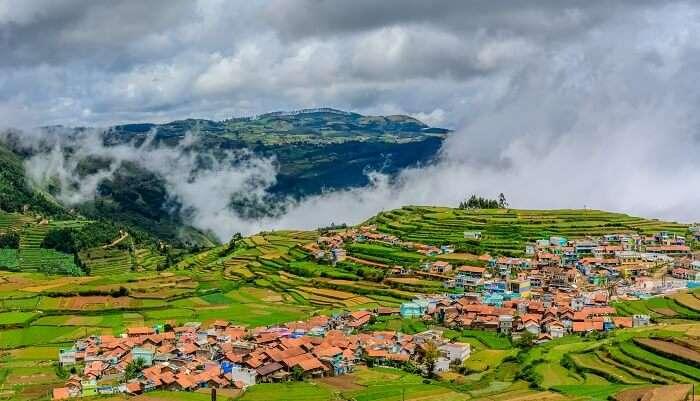plentiful scenic beauty of ooty