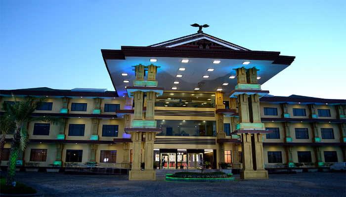 resorts near Vijayawada
