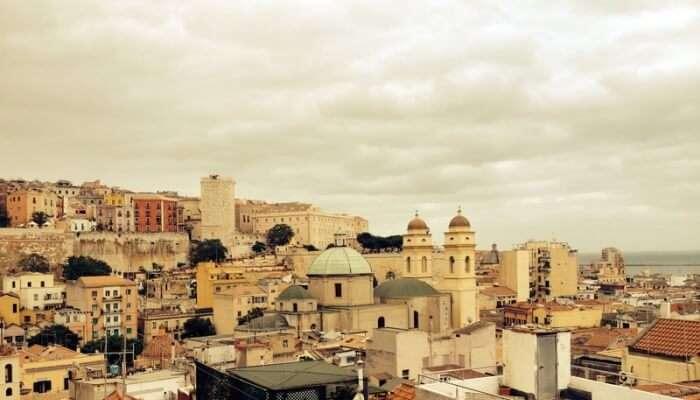 israel buildings