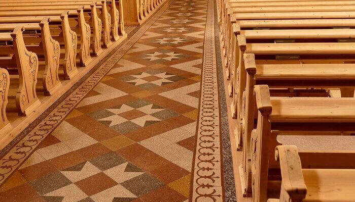 Arogyamatha Church