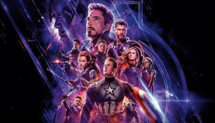 Avengers Cover Image
