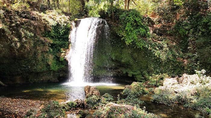 Bhatta Falls View
