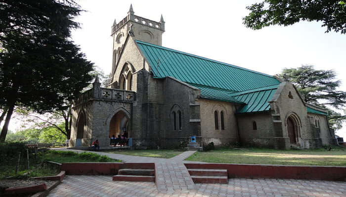 Best Churches In Himachal Pradesh