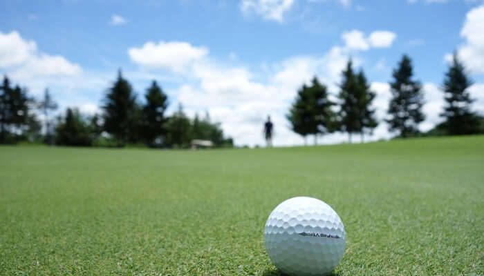 golf is the best activity