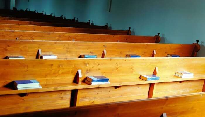 church provide services to ensure peace in this life
