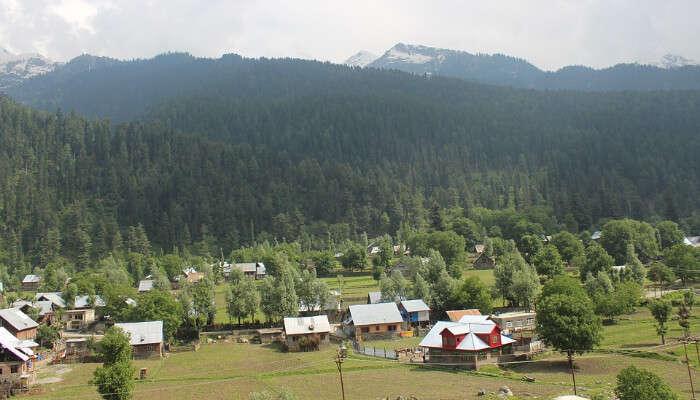 Valley Area Jammu