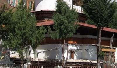 Jangtsa Dumtseg Lhakhang Temple