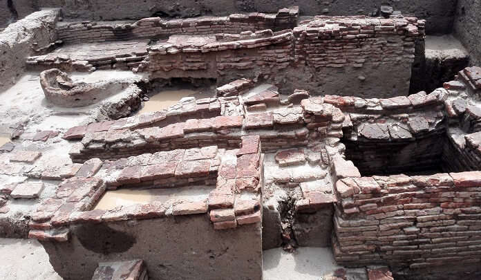 it is is a large scale excavation investigation place in Tamil Nadu