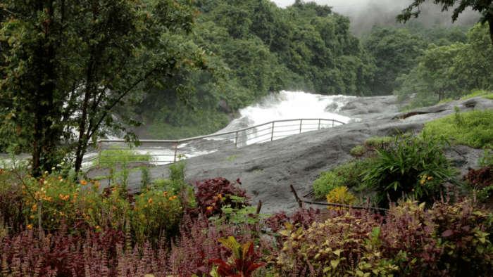 Waterfalls in Malappuram