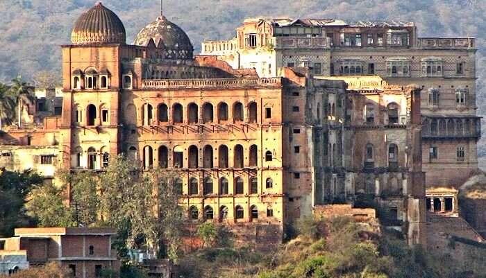 Mubarak Mandi Palace is amazing
