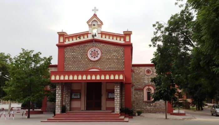 Sacred Heart's Church