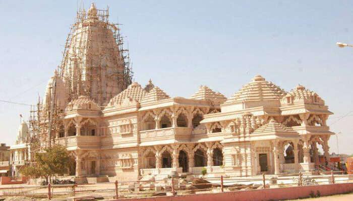 Sanwaliya Seth Praktya Temple