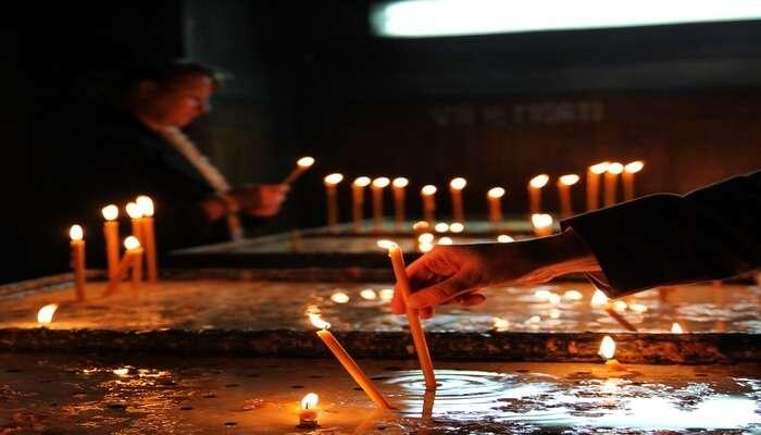 church works on spiritual growth and fellowship